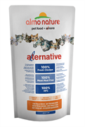 Almo Nature Alternative - Сухой корм для кошек (со свежим цыпленком) 55% мяса Alternative Chicken and Rice