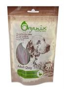 "Organix - Лакомство для собак ""Нарезка утиного филе"" (100% мясо) Duck fillet/ shredding"