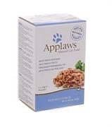 """Applaws - Набор паучей для кошек """"Рыбное ассорти"""" в желе (5 шт*50 г) Cat Jelly Fish"""