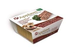 Applaws - Паштет для собак (с курицей и овощами) Dog Pate Chicken and Vegetables