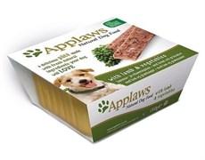 Applaws - Паштет для собак (с ягненком и овощами) Dog Pate Lamb and Vegetables