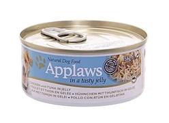 "Applaws - Консервы для собак ""Курица с тунцом в желе"" Chicken and Tuna with Jelly"