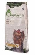 Organix - Сухой корм для собак малых пород (с курицей) Adult Dog Small Breed Chicken