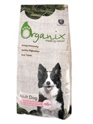 Organix - Сухой корм для собак (со свежим лососем и рисом) Adult Dog Salmon