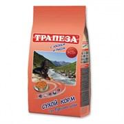 Трапеза - Сухой корм для собак (с лососем и рисом)