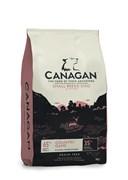Canagan - Сухой корм для собак мелких пород (утка, оленина, кролик) GF Country Game
