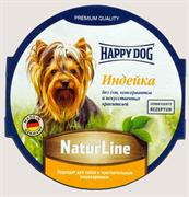 Happy Dog - Паштет для собак (с индейкой)