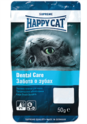 Happy Cat - Печенье для укрепления зубов Dental Care