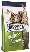 Happy Cat - Сухой корм для активных кошек «Пастбищный ягненок»