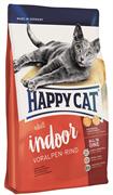 """Happy Cat - Сухой корм для домашних кошек """"Альпийская говядина"""" Adult Indoor"""