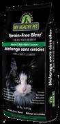 Holistic Blend - Cухой беззерновой корм для кошек (5 морских рыб)