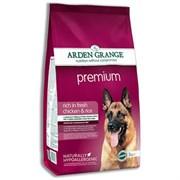"""Arden Grange - Сухой корм для взрослых собак """"Премиум"""" Adult Dog Premium"""