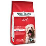 Arden Grange - Сухой корм для взрослых собак (с курицей и рисом) Adult Dog Chicken & Rice