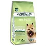 Arden Grange - Сухой корм для взрослых собак мелких пород (с ягненком и рисом) Adult Dog Lamb & Rice Mini