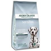 Arden Grange - Сухой корм для взрослых собак с деликатным желудком и/или чувствительной кожей Adult Dog Sensitive