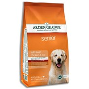 Arden Grange - Сухой корм для пожилых собак Adult Dog Senior
