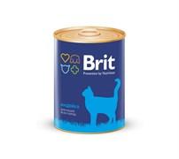 Brit - Консервы для кошек (с индейкой) TURKEY