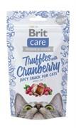 """Brit - Лакомство для кошек """"Подушечки с клюквой"""" Care Truffles Cranberry"""