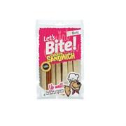 "Brit - Лакомство для собак ""Куриный сэндвич"" Let's Bite Chicken Sandwich"
