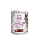 Brit - Лакомство для стерилизованных кошек (с лососем) Care Superfruits Salmon steriised