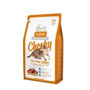 Brit - Сухой корм для активных кошек и кошек уличного содержания Care Cat Cheeky Outdoor