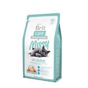 Brit - Сухой корм для кастрированных котов Care Cat Missy for Sterilised