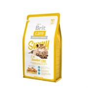 Brit - Сухой корм для кошек, для ухода за кожей и шерстью Care Cat Sunny Beautiful Hair