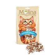 """Molina - Лакомство для кошек """"Куриный сэндвич"""""""