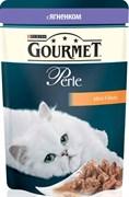 Purina Gourmet - Влажный корм для кошек (с ягненком) Perle