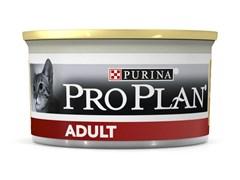 Purina Pro Plan - Влажный корм для взрослых кошек (с курицей)