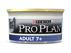 Purina Pro Plan - Влажный корм для взрослых кошек старше 7 лет (с курицей)