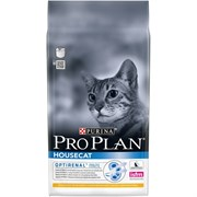 Purina Pro Plan - Сухой корм для кошек живущих в доме (с курицей)