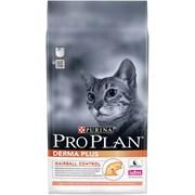 Purina Pro Plan - Сухой корм для кошек с чувствительной кожей (с лососем)