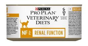 Purina Pro Plan - Консервы для кошек при патологии почек Veterinary diets NF