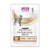 Purina Pro Plan - Паучи для кошек при патологии почек (с лососем) Veterinary diets NF