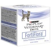 Purina Pro Plan - Пребиотическая добавка для кошек и котят (30 шт*1 г) Veterinary diets Forti Flora