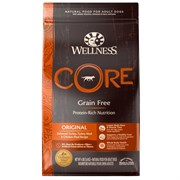 Wellness Core - Сухой беззерновой корм для взрослых собак (с индейкой и курицей) Original