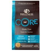 Wellness Core - Сухой беззерновой корм для взрослых собак (с лососем и тунцом) Ocean