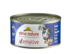 "Almo Nature Alternative - Консервы для кошек ""Тунец"" HFC CATS TUNA"