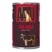 AATU - Консервы для собак (с говядиной Ангус) ANGUS BEEF