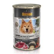 Belcando - Консервы для собак (Ягнёнок с рисом и помидорами)