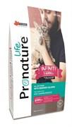Pronature Life - Сухой корм для кошек Infiniti Berries (с лососем)
