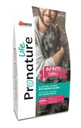 Pronature Life - Сухой корм для собак Infiniti Berries (с лососем)