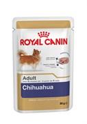 Royal Canin - Паучи для собак породы Чихуахуа (в паштете) ADULT CHIHUAHUA