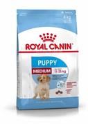 Royal Canin - Сухой корм для юниоров средних пород MEDIUM JUNIOR