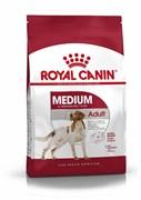 Royal Canin - Сухой корм для собак средних пород MEDIUM ADULT