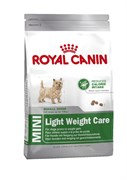 Royal Canin - Сухой корм для собак мелких пород контроль веса MINI LIGHT WEIGHT CARE