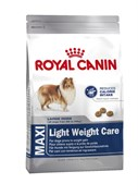 Royal Canin - Сухой корм для собак крупных пород контроль веса MAXI LIGHT WEIGHT CARE