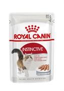 Royal Canin - Паучи для взрослых кошек (в паштете) INSTINCTIVE