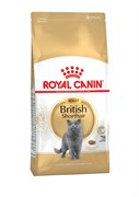 Royal Canin - Сухой корм для взрослых кошек британской породы British Shorthair